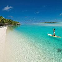Aitutaki Lagoon Private Island Resort, Aitutaki