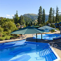 Hanmer Springs Thermal Pool & Spa - Basic Pass Day Tour