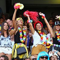 2017 HSBC Sydney 7s - 1 Day Premium Reserved ticket + 2 nights Great Southern Hotel