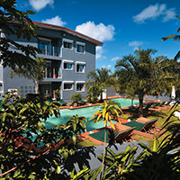 Coconut Palms Resort, Port Vila