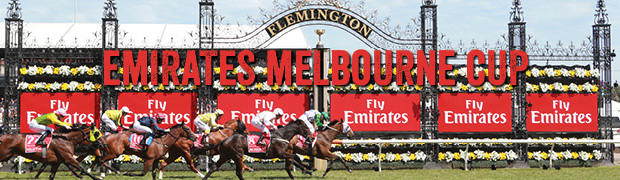 Melbourne Cup Banner