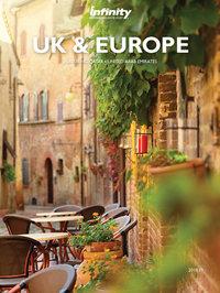 Infinity UK & Europe brochure