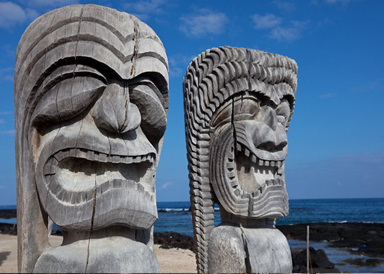 Place of Refuge - Big Island of Hawaii